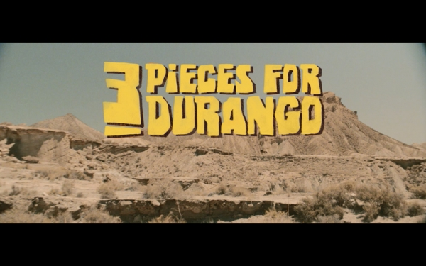 3 PIECES FOR DURANGO (long version)